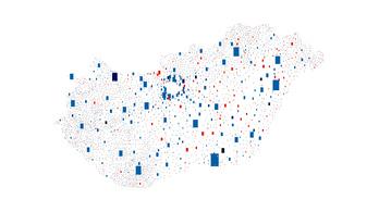 Hol a leglelkesebbek, hol a legpasszívabbak a választók?