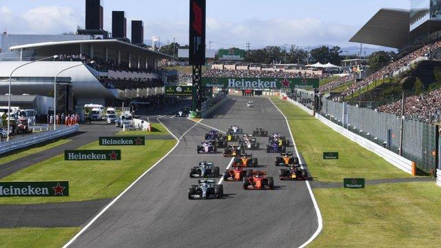 Ferrari-kudarc után Mercedes-diadal, Bottas-sikerrel