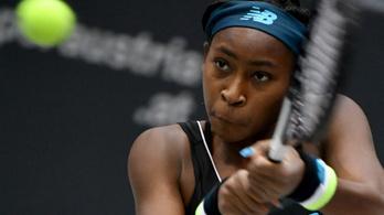 Első tornáját nyerte a 15 éves teniszező