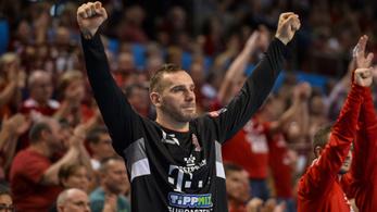 10 góllal nyert a Veszprém a kézi-BL-ben