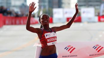 81 másodperccel dőlt meg a maratonfutás női világcsúcsa