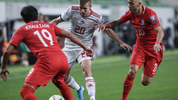 Azerbajdzsánnal megtörtént a magyar futball rémálma