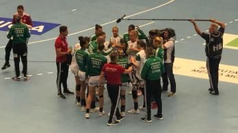 25 góllal nyert a Győr a női kézi-BL-ben