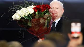 A lengyel kormánypárt nyerte a választást
