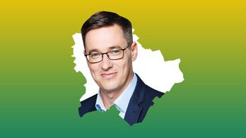 Karácsony Gergely Budapest új főpolgármestere
