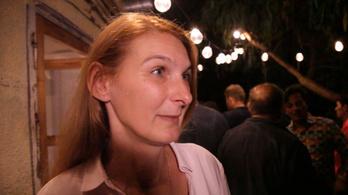 Baranyi Krisztina: Rég éreztem ilyen jól magam, ez a civilek diadala