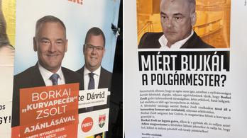 Győr: Botrányai ellenére nyert Borkai Zsolt
