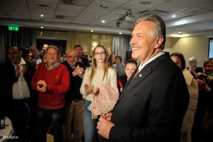 Miskolc új polgármestere, Veres Pál