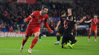Walesi-horvát: jobb eredmény nem is születhetett volna