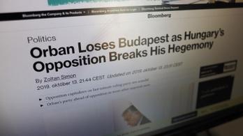 Orbán vereségéről és az ellenzéki összefogás győzelméről írnak a külföldi lapok