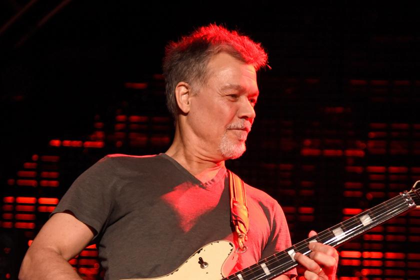 Torokrákkal küzd a rocklegenda - Megdöbbentő, miért alakult ki Eddie Van Halen betegsége