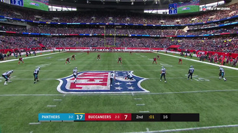A lehető legritkább dolog, majd Ferenc pápa került elő az NFL-ben