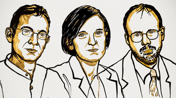 Hárman kapták megosztva a közgazdasági Nobel-díjat