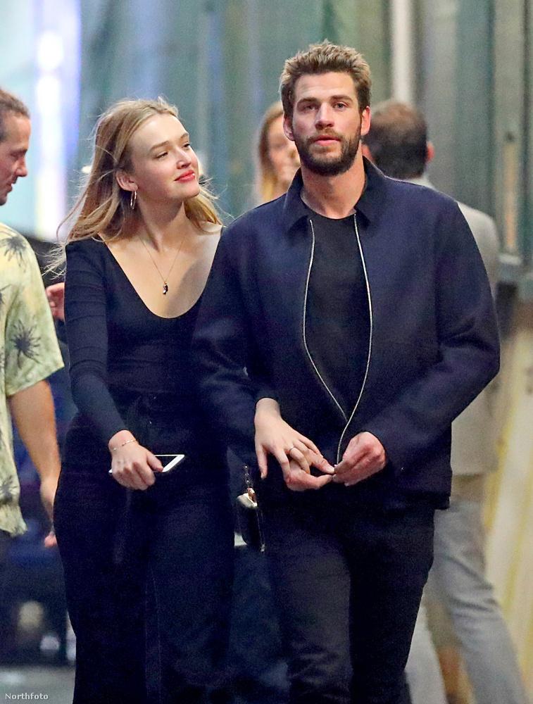 Nem telt bele sok idő, és Liam Hemsworth is beújított, ami a szerelmi életét illeti