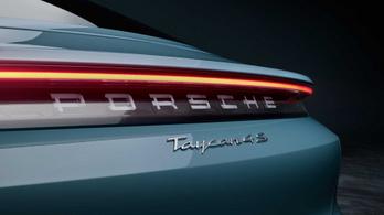 Kiderült, mit tud az olcsóbb Porsche Taycan