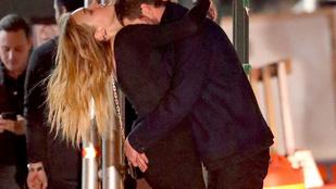 Liam Hemsworth új barátnőjével ölelkezett New York belvárosában