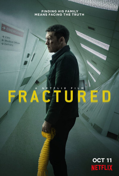 large fractured-poster
