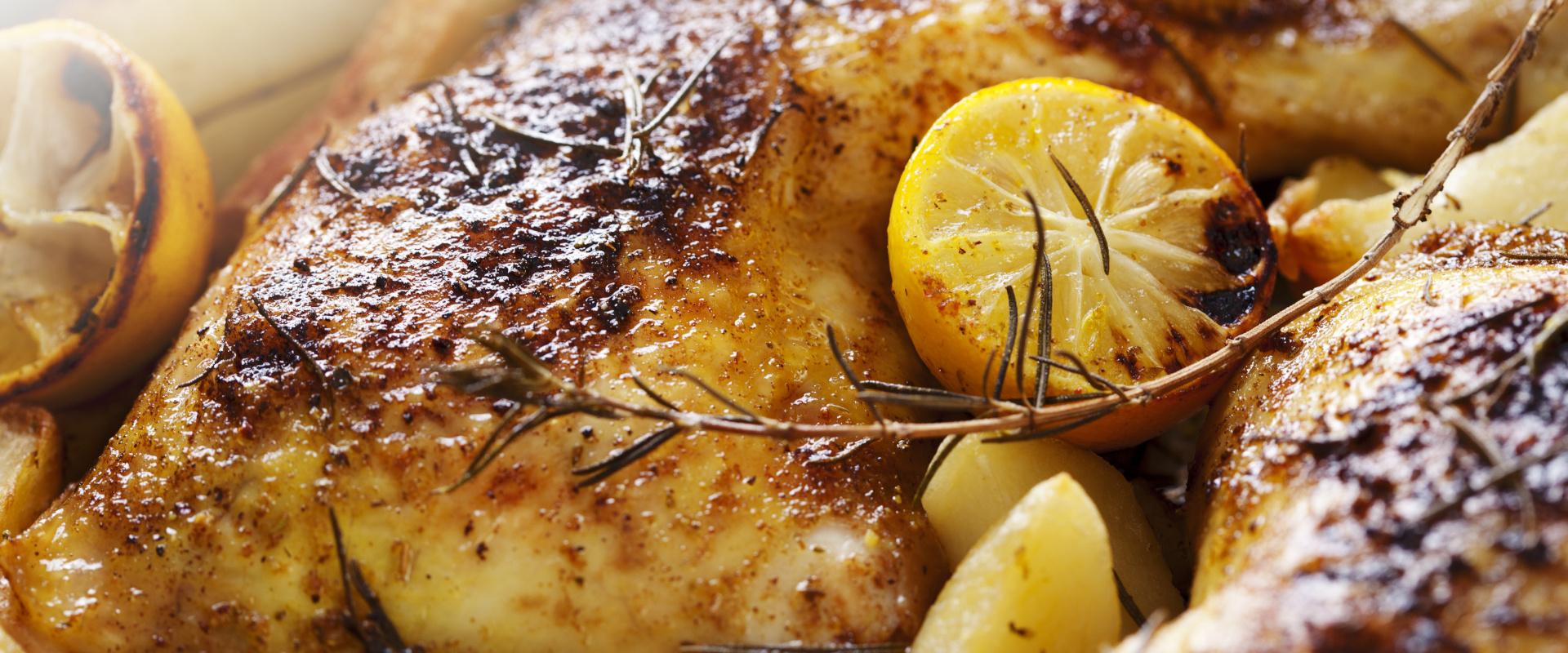 citromos csirke