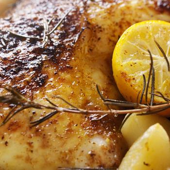 Egytepsis citromos csirkecomb: egyszerű, laktató és egészséges vacsora
