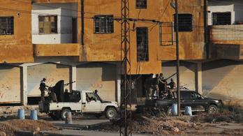Az EU fegyverszállítás-korlátozást javasol Törökországgal szemben