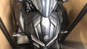 Kémfotók a Kawasaki Z H2-ről