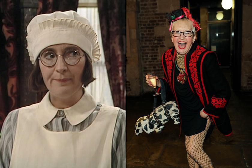 Su Pollard már a 70. születésnapját ünnepelhette, de még mindig olyan energikus, mind annak idején, sokak szerint fiatalosabban fest, mint a sorozatban. Ma már inkább színházi szerepekben tündököl, de fel-feltűnik kisebb brit sorozatokban is.