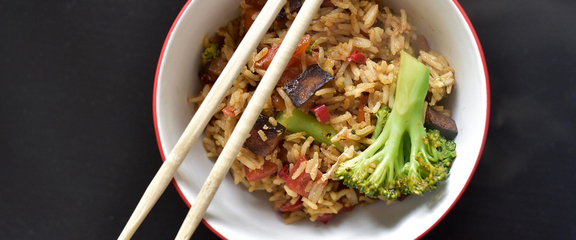 sült rizs - cover