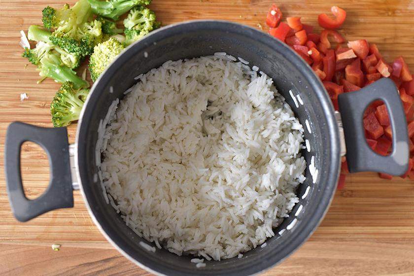 sült rizs - ajanlo