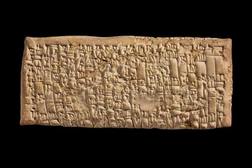 Íme, a legkorábbi ismert panaszlevél: csaknem 4 ezer éve vésték agyagtáblába