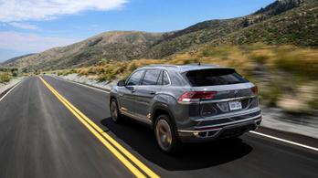 Amerikában is felbukkant a VW terep-kupéja