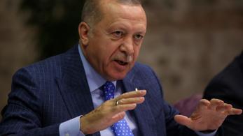 Erdoğan megköszönte Orbánéknak, hogy kiállt a szíriai offenzíva mellett