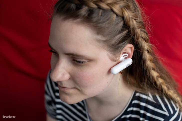 Timekettle WT2 Plus fordító fülhallgató