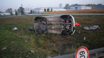Halálos motorosbaleset volt Piliscsabán és Nagyhalásznál is