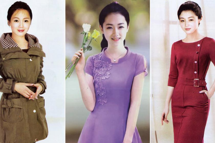 Hogy néz ki egy divatmagazin Észak-Koreában? Teljesen máshogy fest, mint itthon