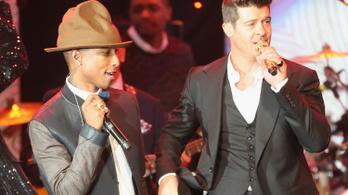 Pharrell az egyik legnagyobb slágerét kritizálta