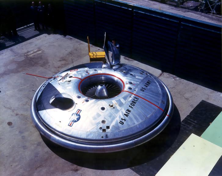 Avrocar AV-7055