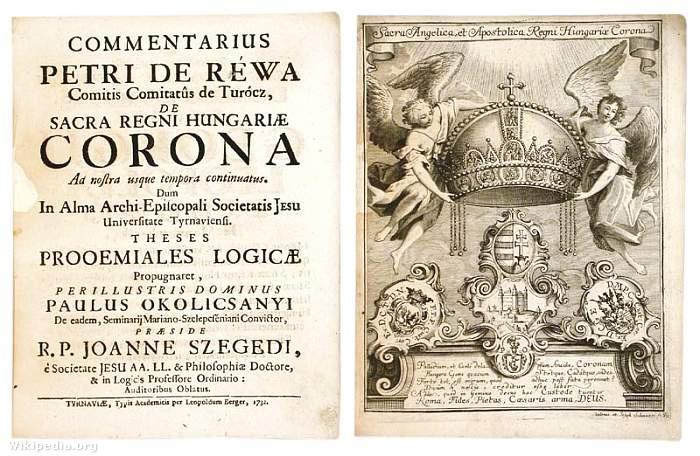Sacra Regni hungariae Corona