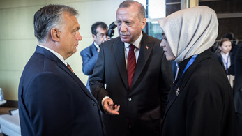 Erdoğan thanks Orbán for taking a stand by Turkey in the international community