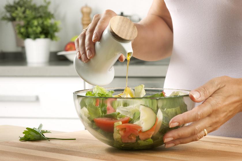 A leggyakrabban használt olajok kalóriatartalma - Ritkán számolják bele az ételbe
