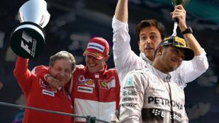 Schumacher-Ferrari vagy Hamilton-Mercedes?