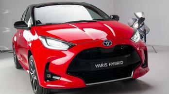 Előzetes bemutató: Toyota Yaris - 2020.
