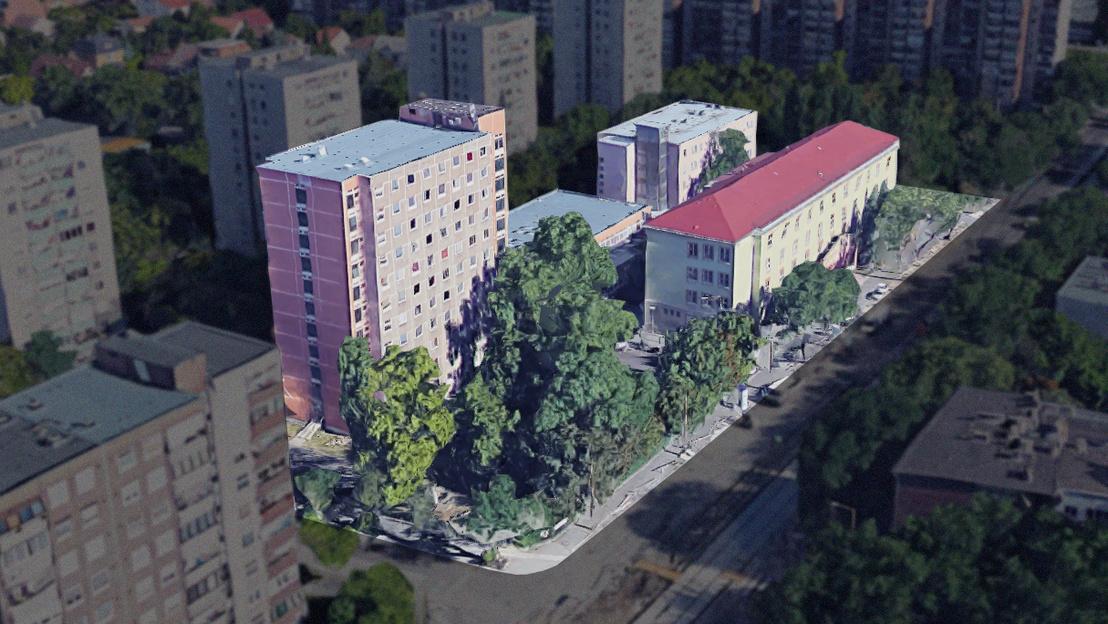Fehérvári út - Csurgói utca