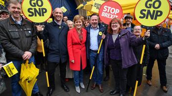 Jövőre újabb függetlenségi népszavazást tarthatnak Skóciában