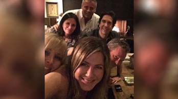 Jennifer Anistontól összeomlott az Instagram