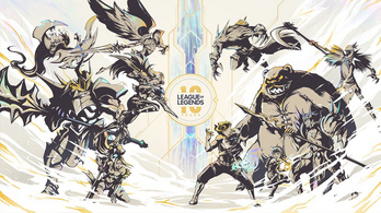 Négy új játékot jelentett be a League of Legends fejlesztője