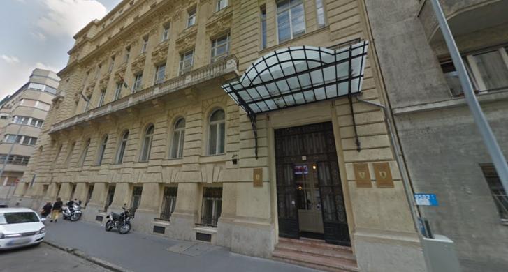 A Budapesti Ügyvédi Kamara székháza