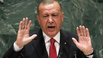Erdoğan visszautasította az USA kérését a szíriai fegyverszünetre
