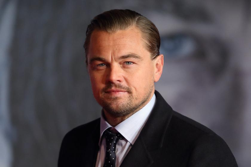 Leonardo DiCapriót a fiatal barátnője miatt cikizik - Kínos gúnynevet kapott