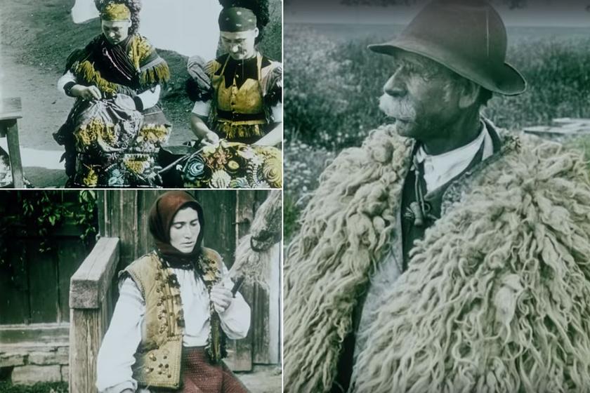 Nézz bele az 1927-es országimázsfilmbe: fantasztikus, színes filmen az akkori magyar világ