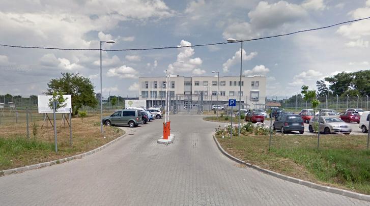 Debreceni javítóintézet nagykanizsai telephelye